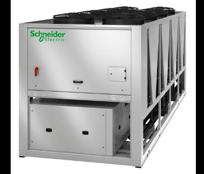 BREC/BREF léghűtéses ipari folyadékhűtő