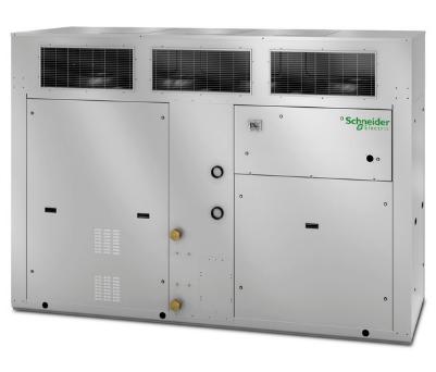 ERCC/ERCF légcsatornázható ipari folyadékhűtő