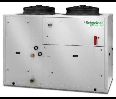 ISAC/ISAF léghűtéses ipari folyadékhűtő kültérre