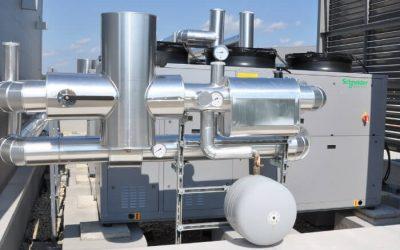 Schneider Electric és a szerverhűtés